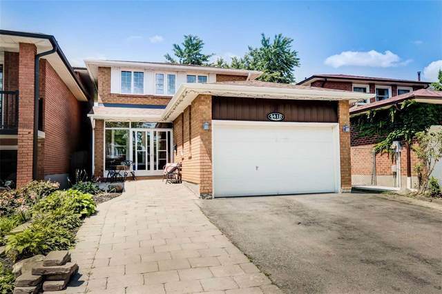 4418 Shelby Cres, Mississauga, ON L4W 3T3 (#W5321088) :: The Ramos Team