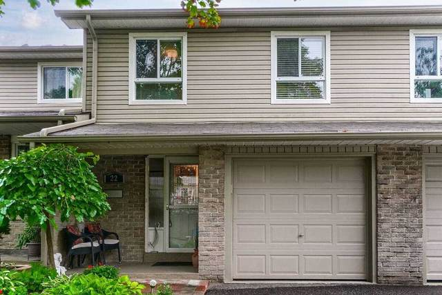 5536 Montevideo Rd #22, Mississauga, ON L5N 2P4 (#W5321880) :: The Ramos Team