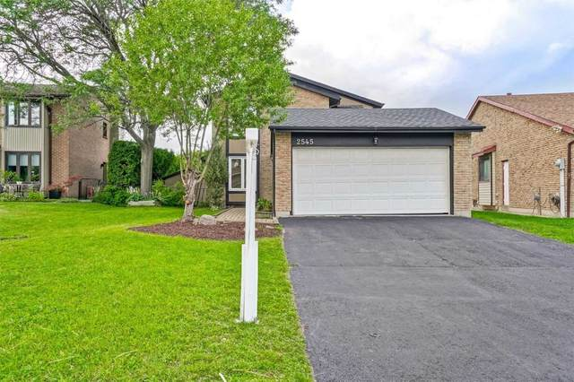 2545 Folkway Dr, Mississauga, ON L5L 2J9 (#W5321898) :: The Ramos Team