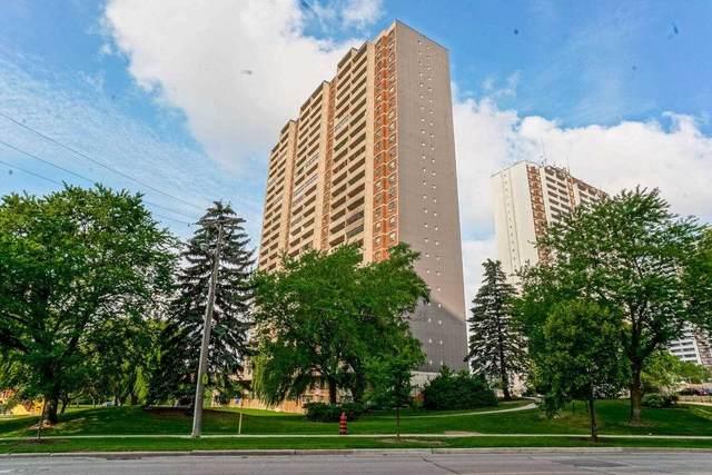 3390 Weston Rd #609, Toronto, ON M9M 2X3 (#W5323241) :: The Ramos Team