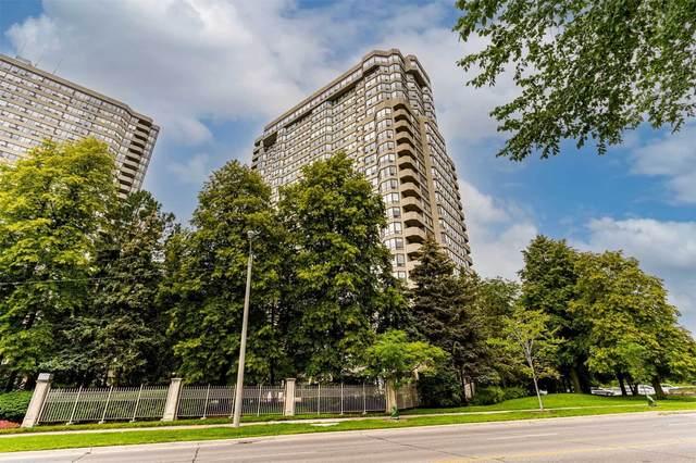 1320 Islington Ave #809, Toronto, ON M9A 5C6 (#W5323301) :: The Ramos Team