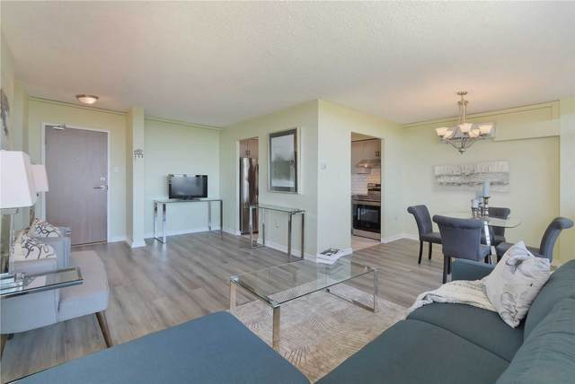 2301 W Derry Rd #902, Mississauga, ON L5N 2R4 (#W5324109) :: The Ramos Team