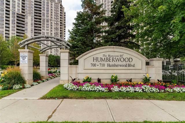 710 Humberwood Blvd #2407, Toronto, ON M9W 7J5 (#W5324746) :: The Ramos Team