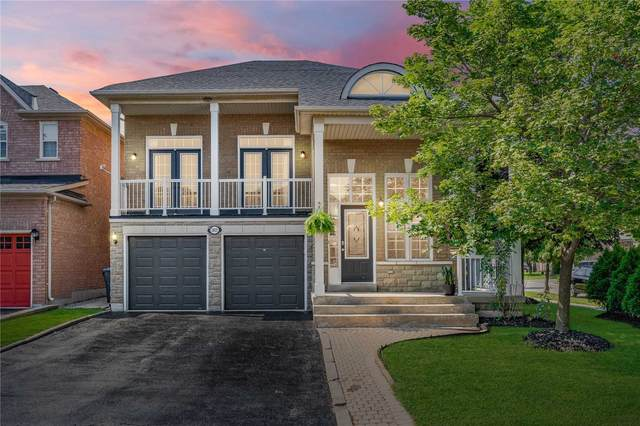 3801 Arbourview Terr, Mississauga, ON L5M 7A9 (#W5324791) :: The Ramos Team