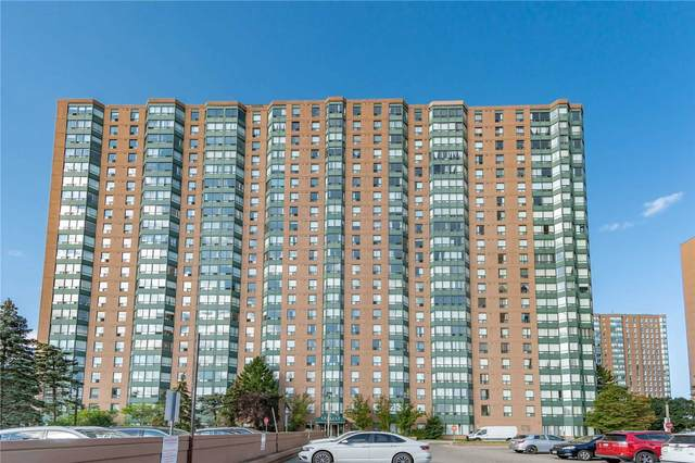 135 Hillcrest Ave #208, Mississauga, ON L5B 4B1 (#W5325143) :: The Ramos Team