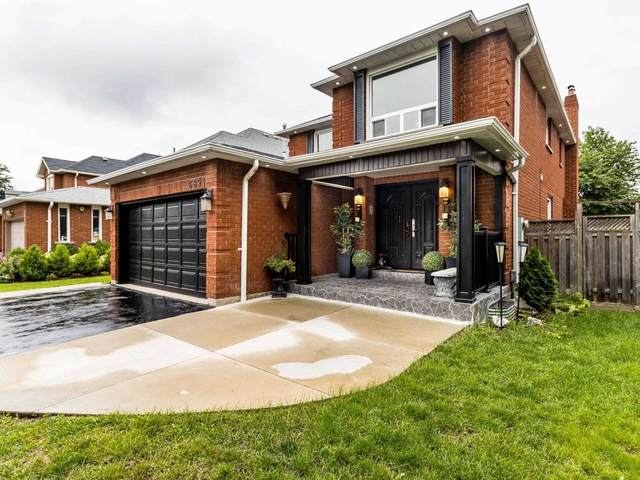 6891 Hickling Cres, Mississauga, ON L5N 5B1 (#W5326144) :: The Ramos Team