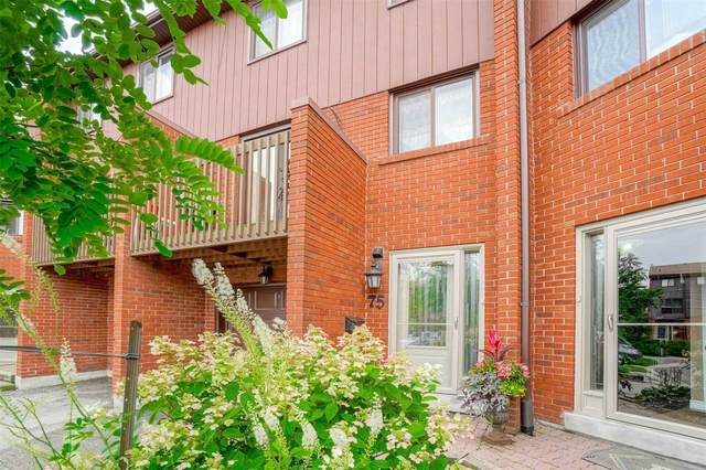 4165 Fieldgate Dr #75, Mississauga, ON L4W 2M9 (#W5326468) :: The Ramos Team