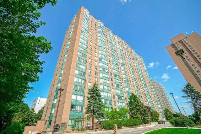 135 N Hillcrest Ave #1816, Mississauga, ON L5B 4B1 (#W5327506) :: The Ramos Team
