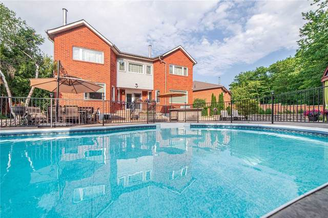 3706 Stratton Woods Crt, Mississauga, ON L5L 4V2 (#W5329140) :: The Ramos Team