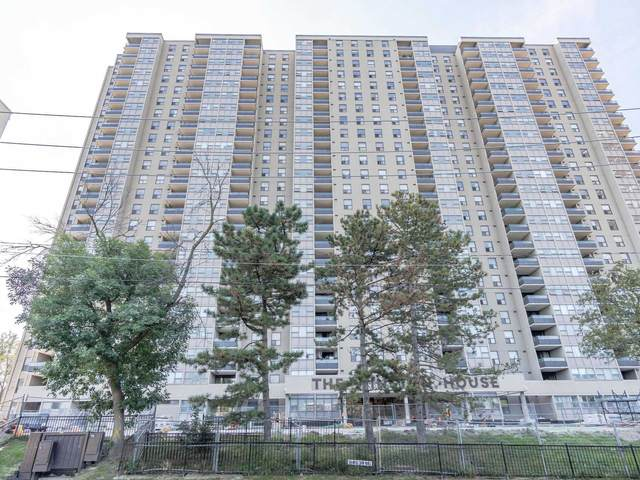 75 Emmett Ave #1009, Toronto, ON M6M 5A7 (#W5341678) :: Royal Lepage Connect
