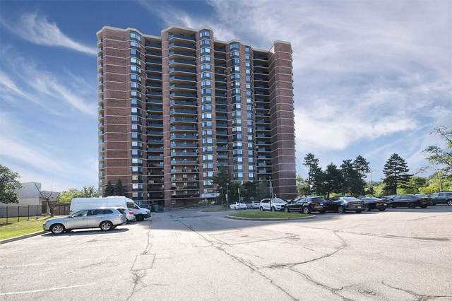 234 Albion Rd #1406, Toronto, ON M9W 6A5 (#W5342287) :: Royal Lepage Connect