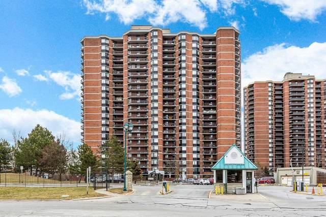 236 Albion Rd #2112, Toronto, ON M9W 6A6 (#W5342768) :: Royal Lepage Connect