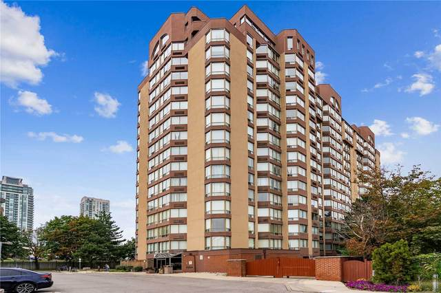 25 W Fairview Rd Uph 7, Mississauga, ON L5B 3Y8 (#W5344990) :: Royal Lepage Connect