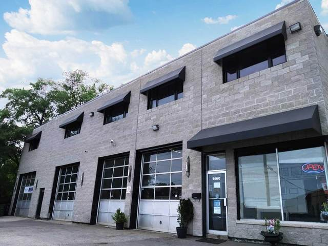 1460 Castlefield Ave, Toronto, ON M6M 1Y7 (#W5360631) :: Royal Lepage Connect
