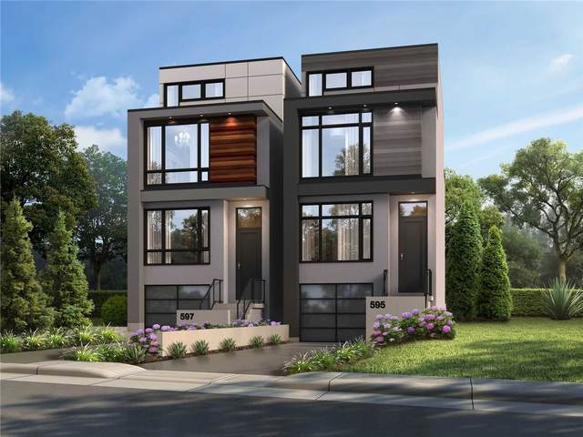 595 Mcroberts Ave, Toronto, ON M6E 4R5 (#W5362336) :: Royal Lepage Connect