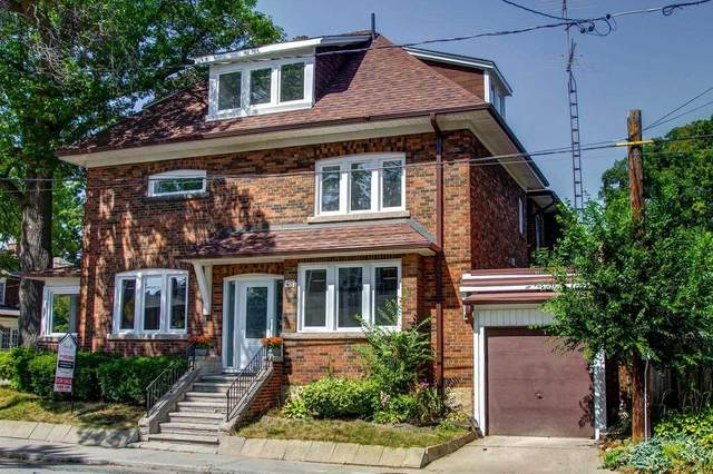48 Weatherell St, Toronto, ON M6S 1T1 (#W5364220) :: Royal Lepage Connect