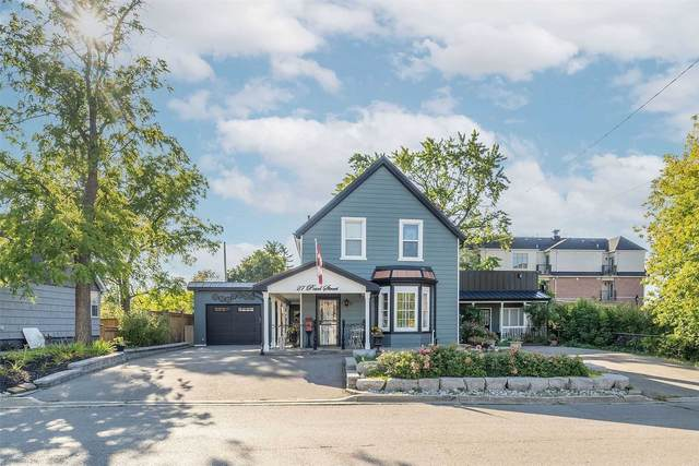 27 Pearl St, Mississauga, ON L5M 1X1 (#W5367541) :: Royal Lepage Connect