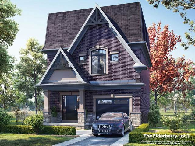 2996 Weston Rd Lot 1, Toronto, ON M9M 2S7 (#W5371682) :: Royal Lepage Connect