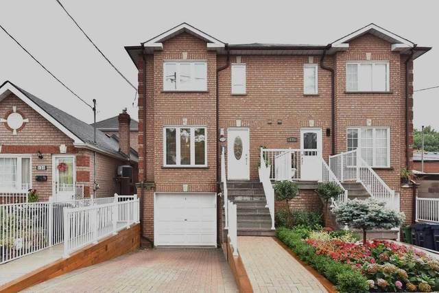 133 Kitchener Ave, Toronto, ON M6E 2B8 (#W5383013) :: Royal Lepage Connect