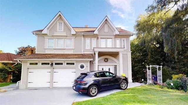 257 Martin Grove Rd, Toronto, ON M9B 4L2 (#W5383506) :: Royal Lepage Connect
