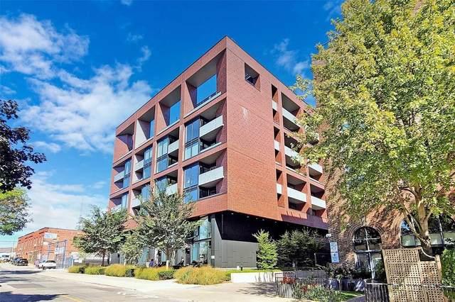 383 Sorauren Ave #709, Toronto, ON M6R 0A4 (#W5385481) :: Royal Lepage Connect