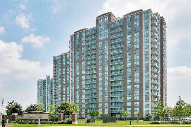 4889 Kimbermount Ave #1201, Mississauga, ON L5M 7K8 (#W5386274) :: Royal Lepage Connect