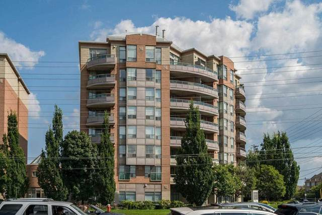 4640 Kimbermount Ave #808, Mississauga, ON L5M 5W6 (#W5388156) :: Royal Lepage Connect