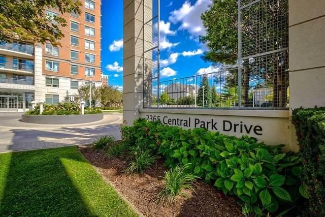 2365 Central Park Dr #1211, Oakville, ON L6H 0C7 (#W5388929) :: Royal Lepage Connect