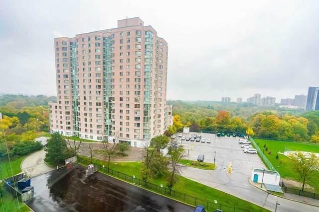 21 Markbrook Lane #907, Toronto, ON M9V 5E4 (#W5389760) :: Royal Lepage Connect