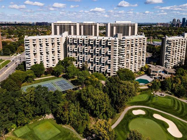 300 Mill Rd E37, Toronto, ON M9C 4W7 (#W5390065) :: Royal Lepage Connect