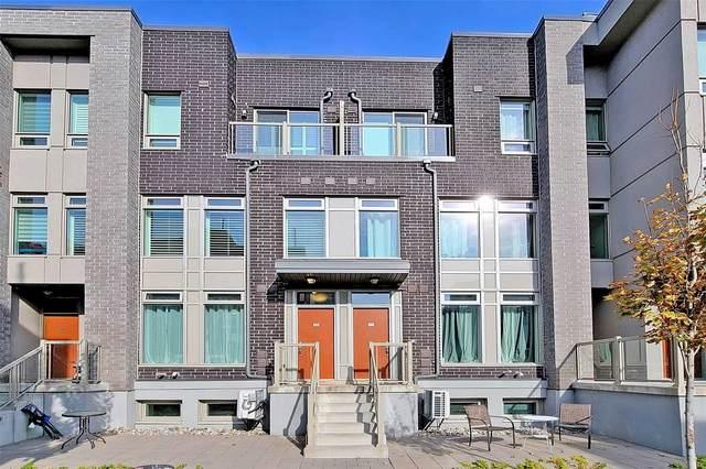 11 Applewood Lane #120, Toronto, ON M9C 0C1 (#W5390783) :: Royal Lepage Connect