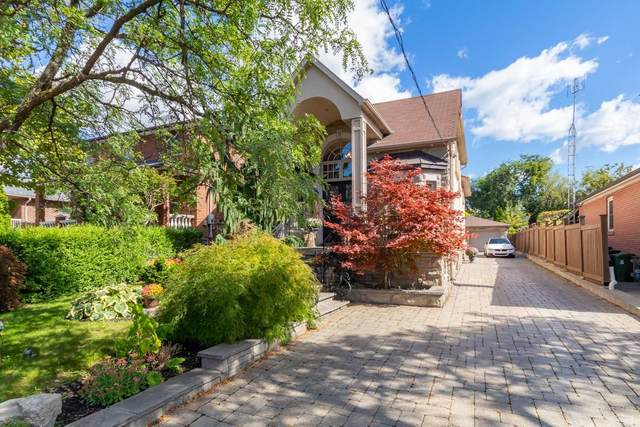 9 Mayo Dr, Toronto, ON M6L 2X1 (#W5391117) :: Royal Lepage Connect