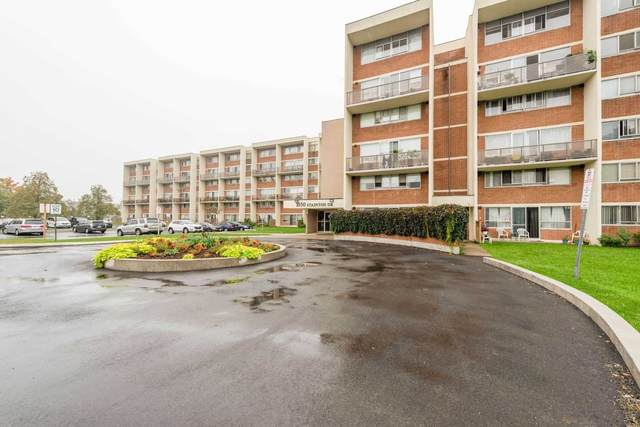1050 Stainton Dr #126, Mississauga, ON L5C 2T7 (#W5392813) :: Royal Lepage Connect