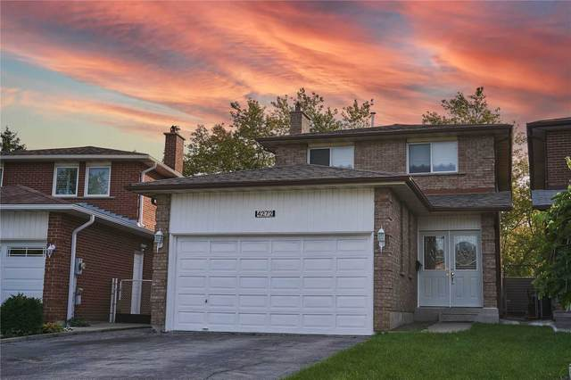 4272 Greybrook Cres, Mississauga, ON L4W 3G7 (#W5393282) :: Royal Lepage Connect
