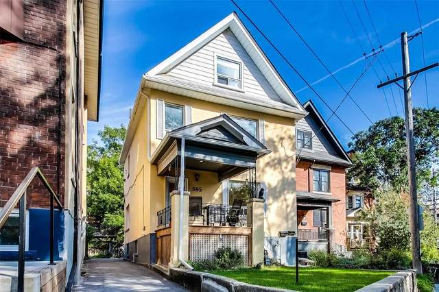 695 Indian Rd, Toronto, ON M6P 2E1 (#W5393804) :: Royal Lepage Connect