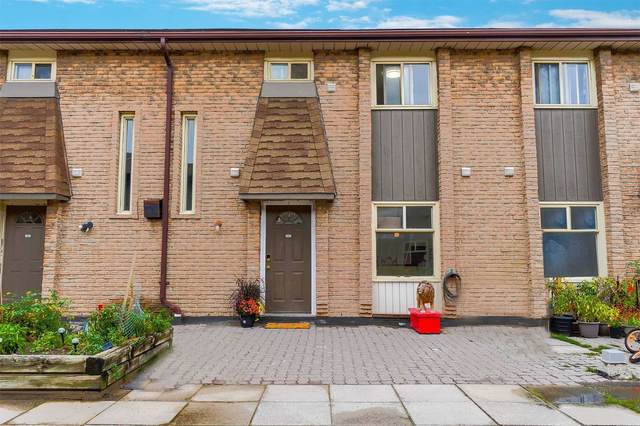 28 Rexdale Blvd #16, Toronto, ON M9W 5Z3 (#W5394637) :: Royal Lepage Connect