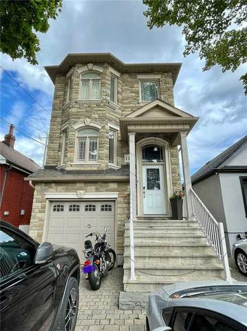 113 Brownville Ave, Toronto, ON M6N 4L2 (#W5395165) :: Royal Lepage Connect