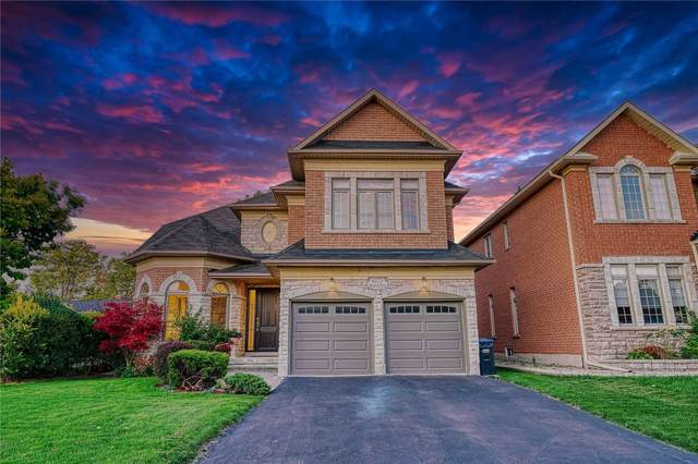 4273 Hickory Dr, Mississauga, ON L4W 1L3 (#W5395208) :: Royal Lepage Connect