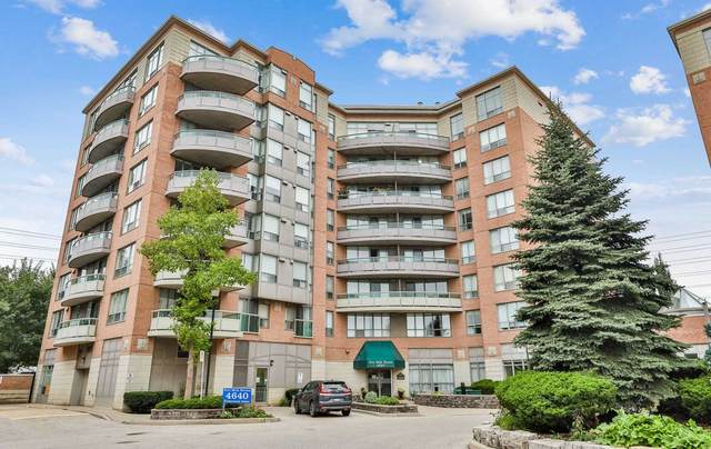 4640 Kimbermount Ave #705, Mississauga, ON L5M 5W6 (#W5395860) :: Royal Lepage Connect