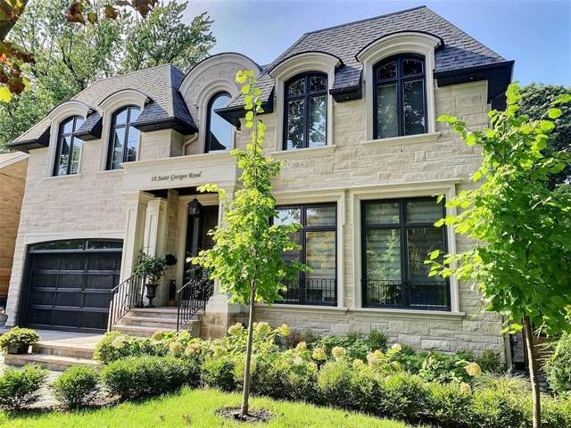 18 St George's Rd, Toronto, ON M9A 3T1 (#W5396131) :: Royal Lepage Connect