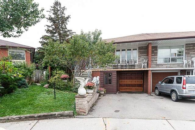 73 Paradelle Cres, Toronto, ON M3N 1E6 (#W5396413) :: Royal Lepage Connect