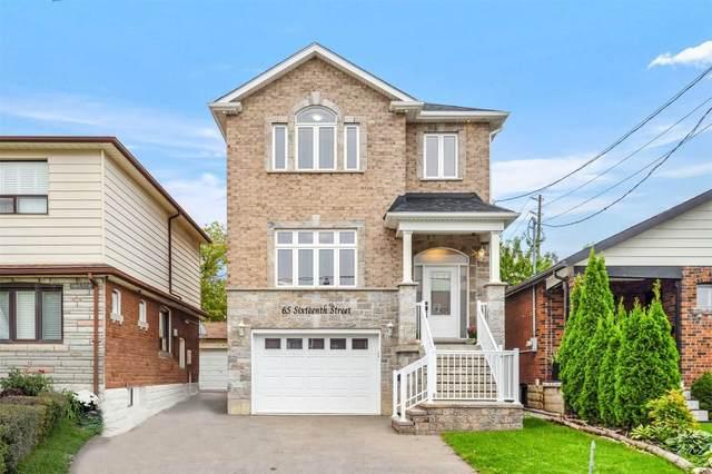 65 Sixteenth St, Toronto, ON M8V 3J9 (#W5396564) :: Royal Lepage Connect
