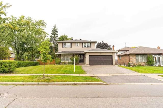 3233 Valmarie Ave, Mississauga, ON L5C 2A4 (#W5398090) :: Royal Lepage Connect