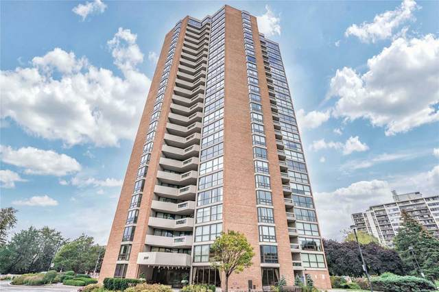 2010 Islington Ave #1604, Toronto, ON M9P 3S8 (#W5398139) :: Royal Lepage Connect