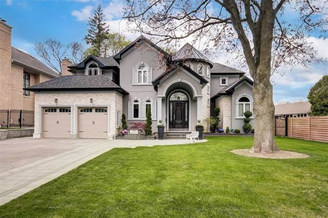22 Palace Arch Dr, Toronto, ON M9A 2S1 (#W5398803) :: Royal Lepage Connect