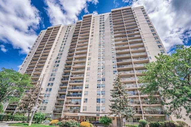 155 Marlee Ave #308, Toronto, ON M6B 4B5 (#W5399055) :: Royal Lepage Connect