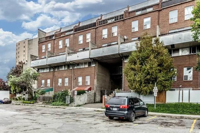 10 Eddystone Ave #229, Toronto, ON M3N 2T2 (#W5399357) :: Royal Lepage Connect