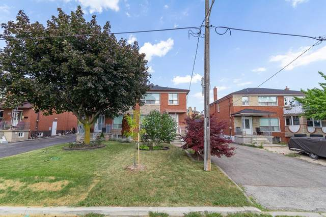 27 Peterdale Rd, Toronto, ON M3L 1T8 (#W5399618) :: Royal Lepage Connect