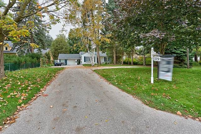 379 W Lakeshore Rd, Oakville, ON L6K 1G4 (#W5399645) :: Royal Lepage Connect