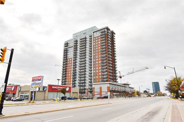 215 Queen St #207, Brampton, ON L6Y 1M6 (#W5399740) :: Royal Lepage Connect